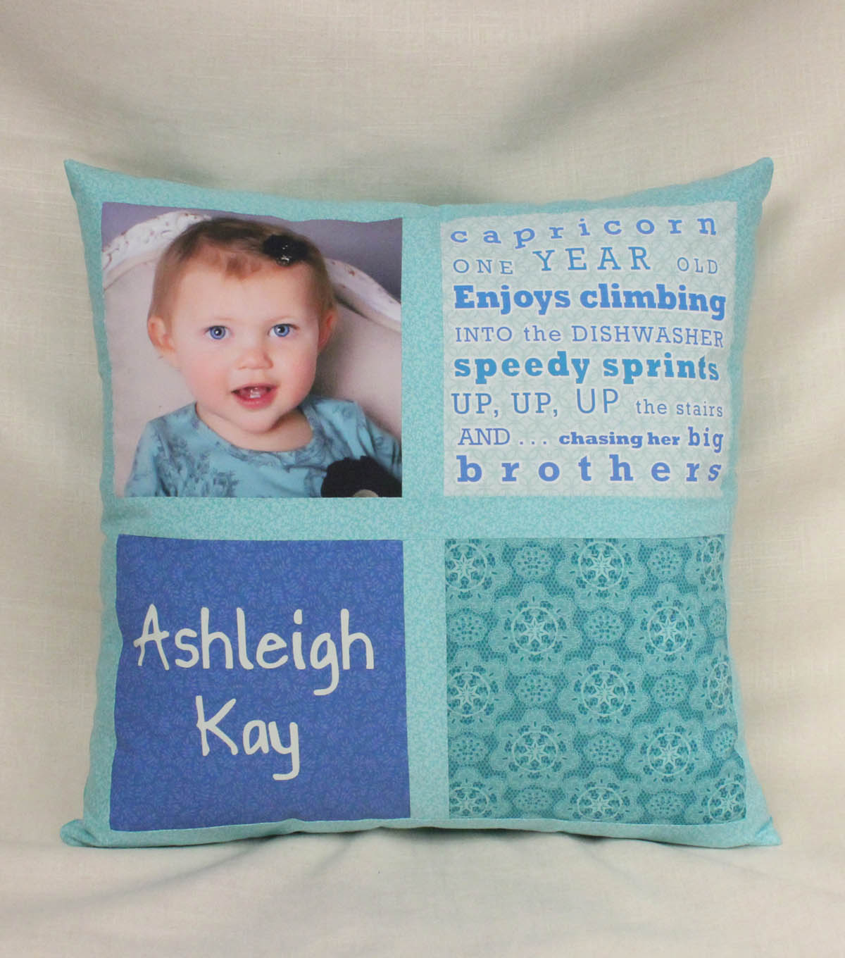 Personal Expressions Pillow