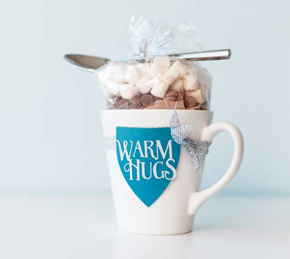 Frozen Warm Hugs Mug