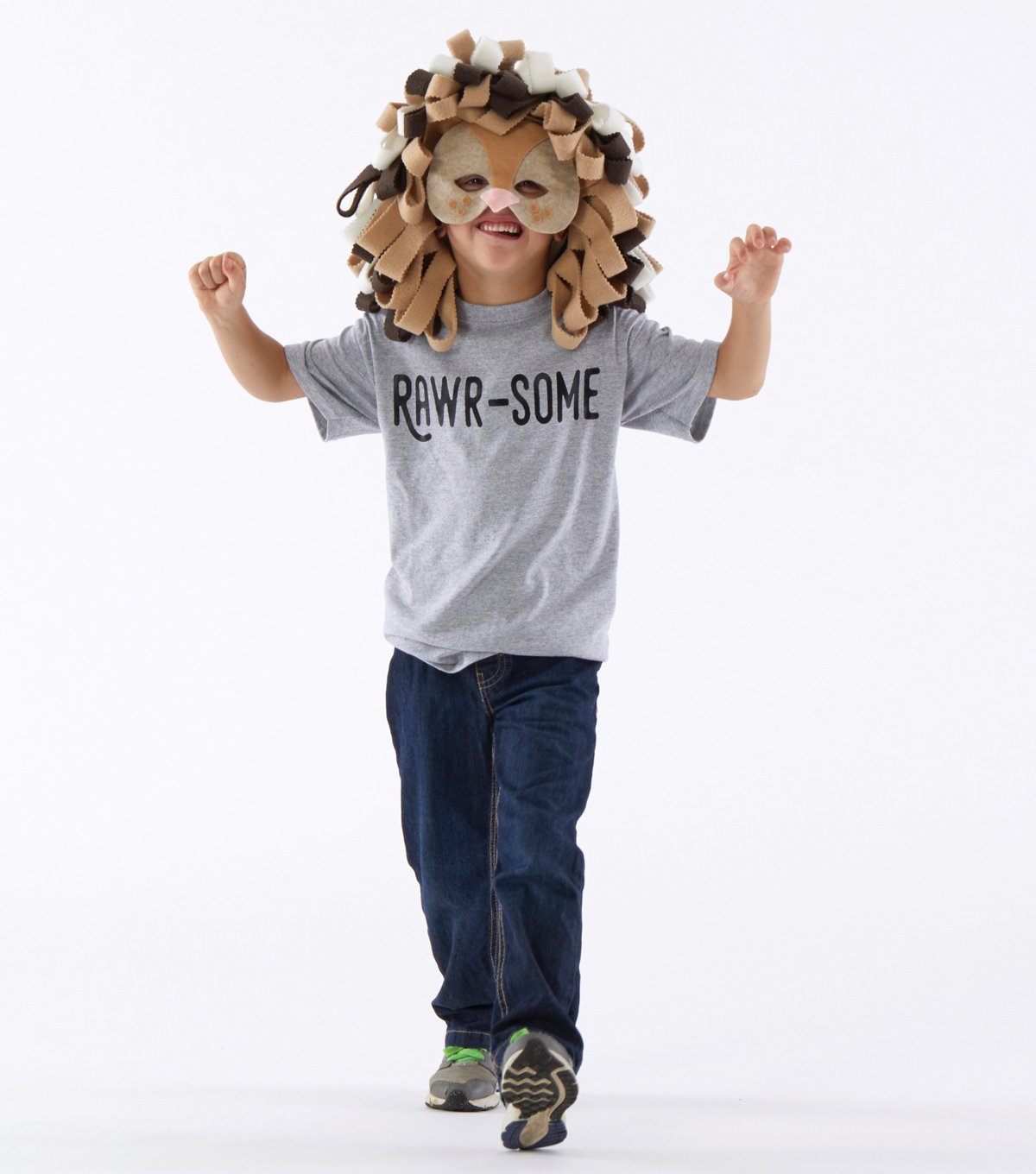 How To Make A Lion Mask and Mane | JOANN
