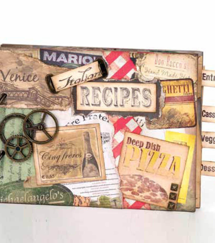 recipe book joann