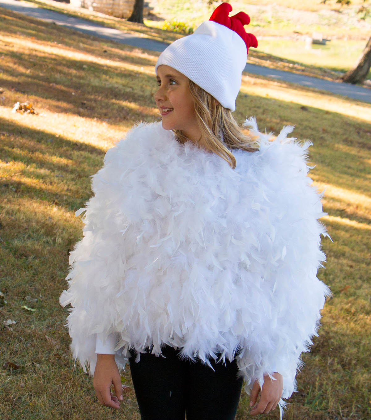 How To Make A Cute Chicken Costume & How To Make A Cute Chicken Costume | JOANN
