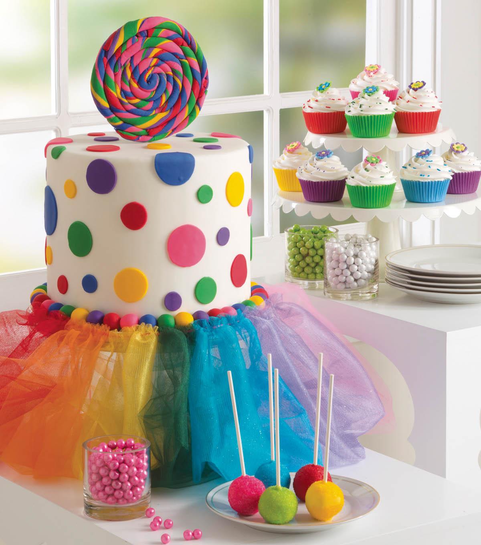 Birthday Cake Tutu Skirt Joann