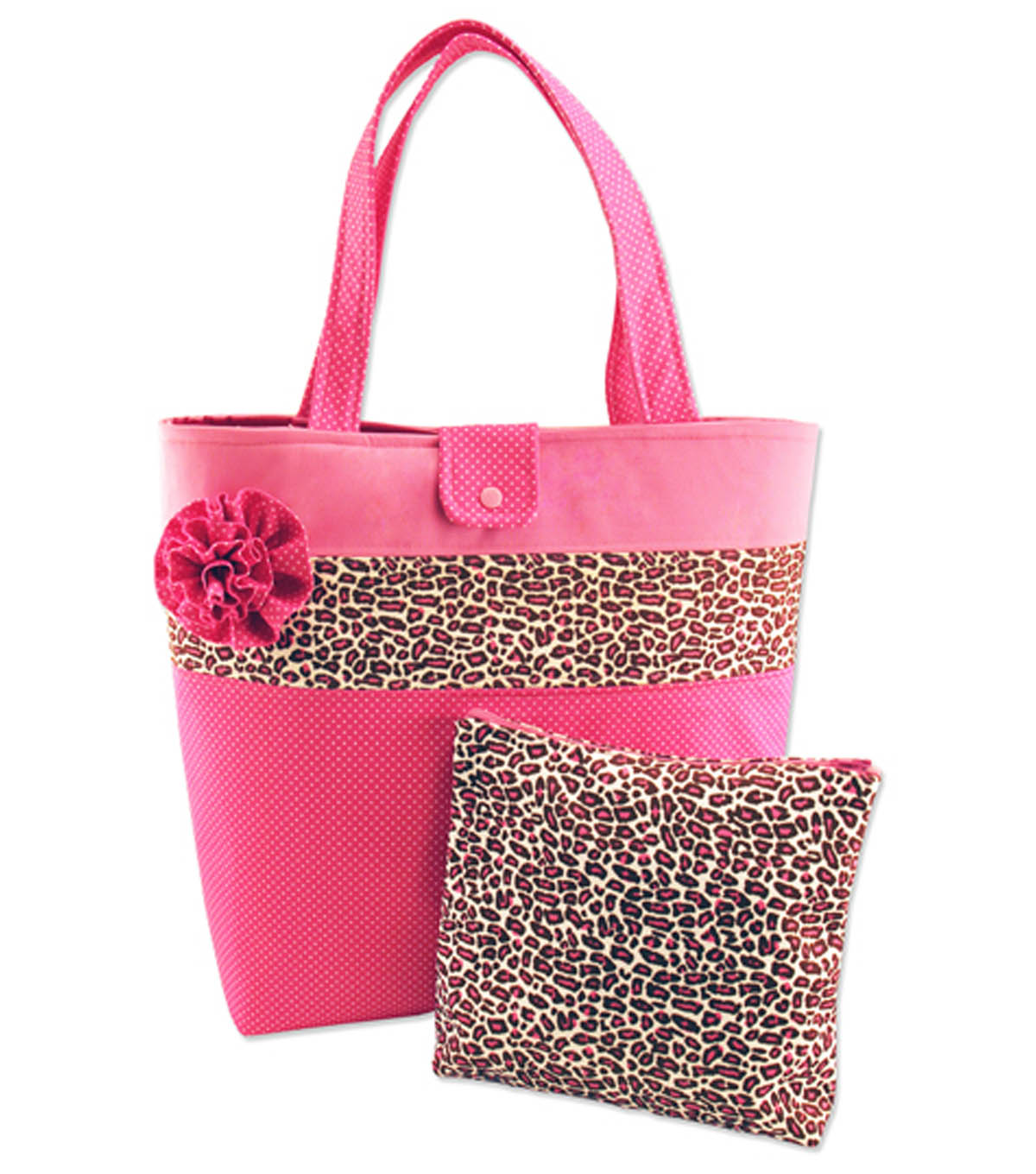 Cheetah Cosmetic or Wet Bag