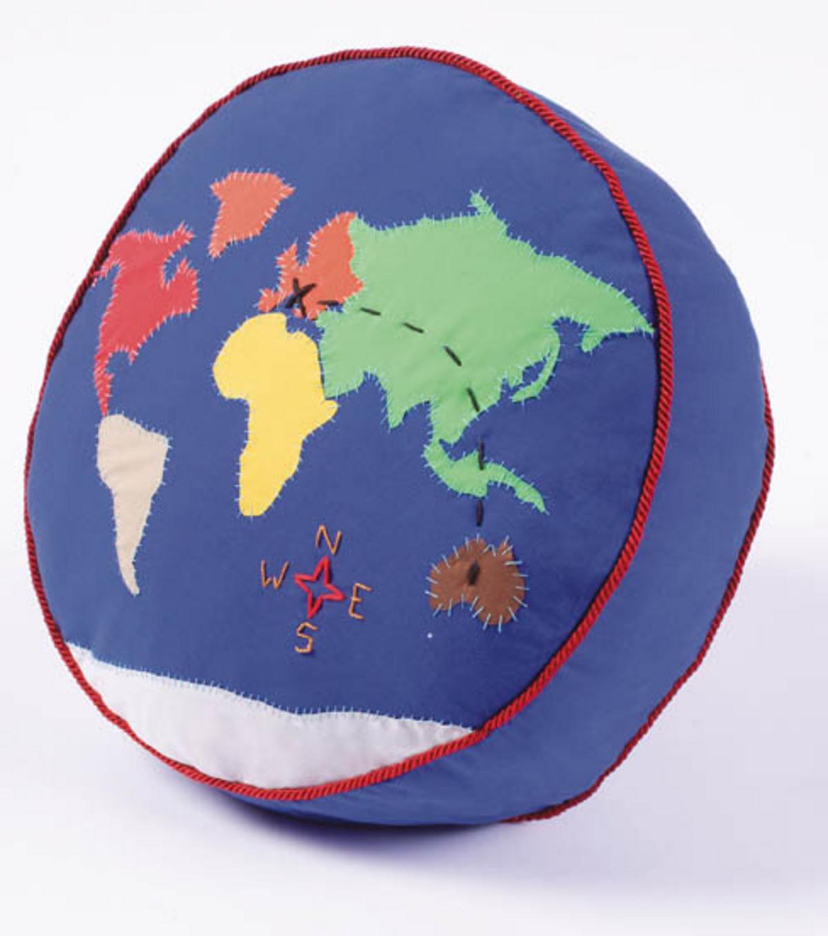 Map pillow joann map pillow gumiabroncs Choice Image