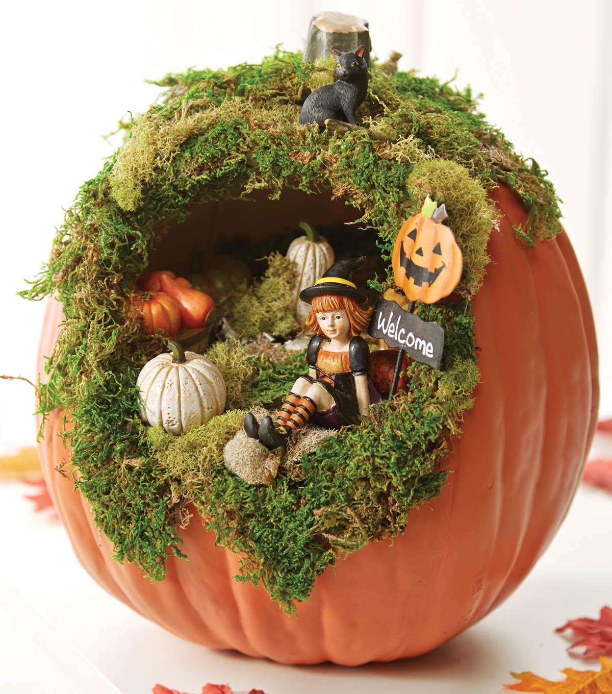 Halloween Fairy Garden Halloween Decorations