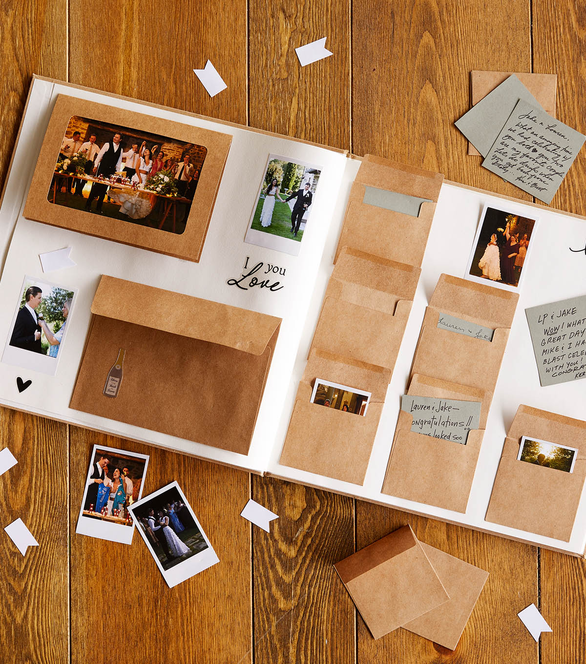 How To Make A Wedding Memory Guest Book Joann