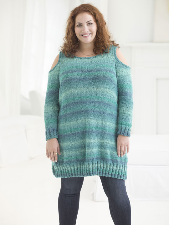 Curvy Girl Knit Tunic