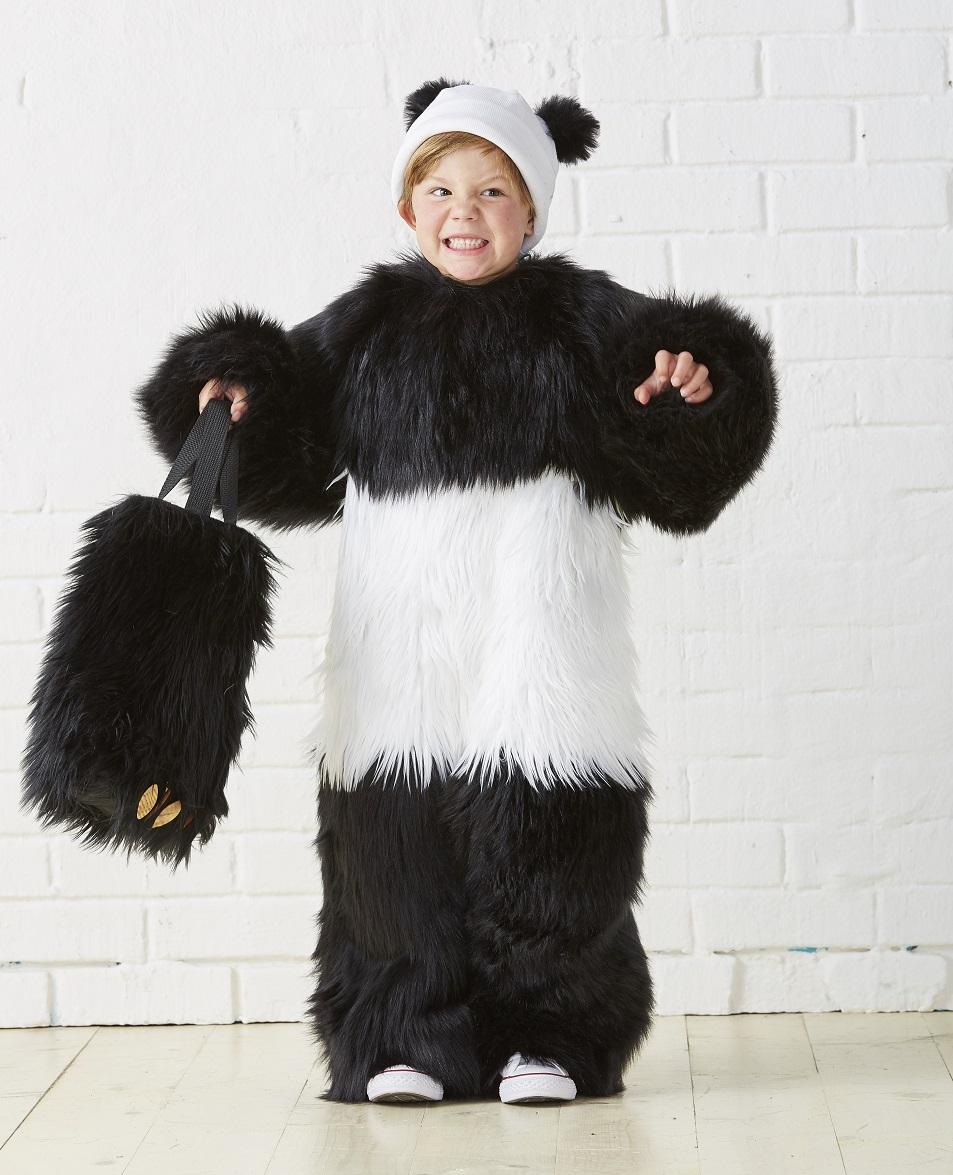 panda bear costume - diy halloween costumes | joann