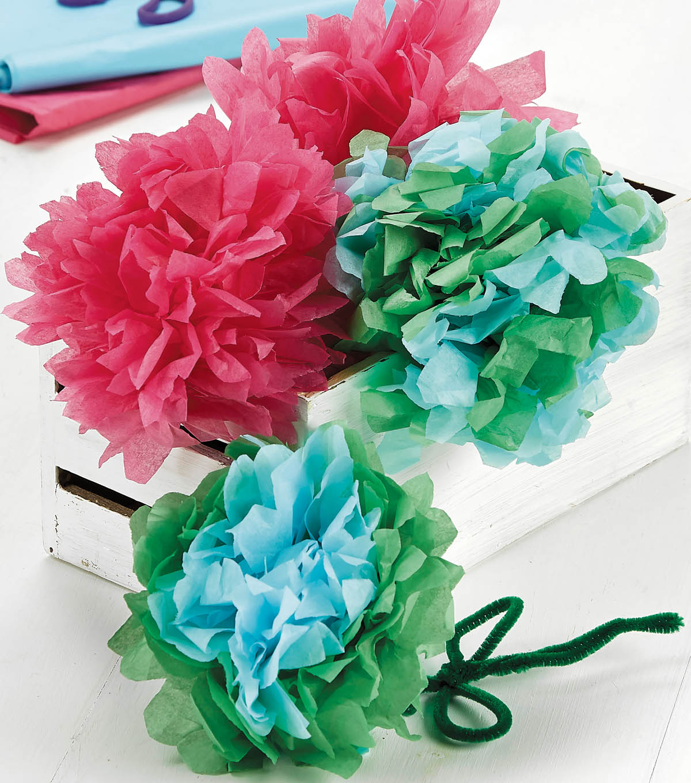 Tissue Paper Bloom Tissue Paper Bloom