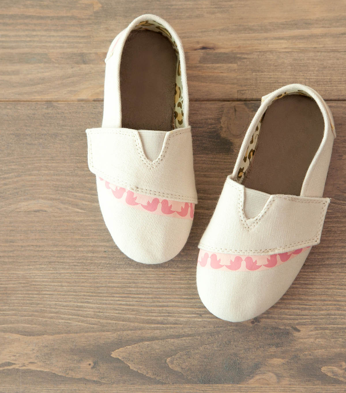 Printable Iron On Light Baby Shoes Joann