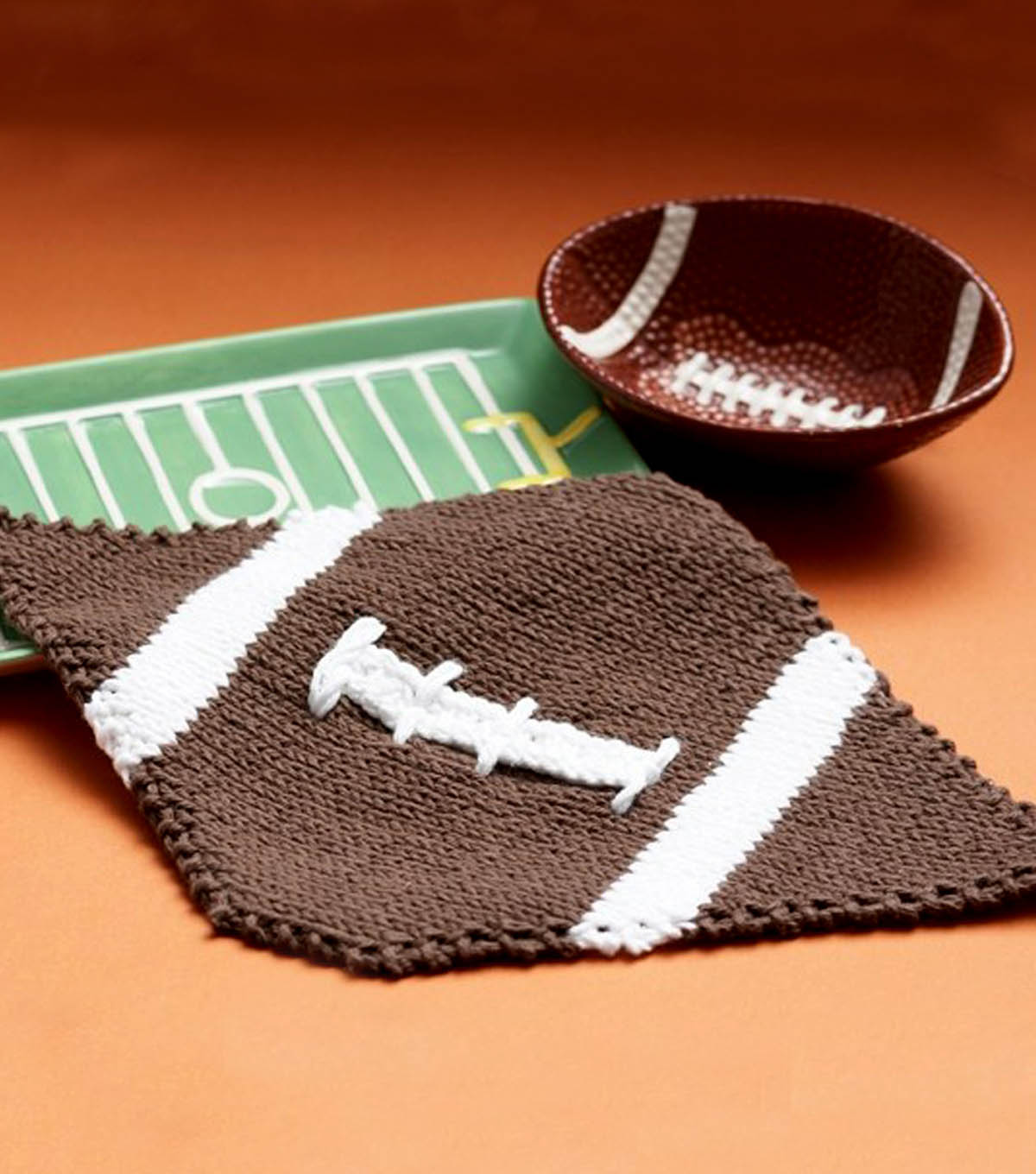 Touchdown Dishcloth