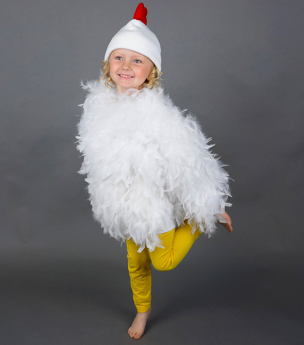 How To Make A Cute Chicken Costume  sc 1 st  Joann & How To Make A Cute Chicken Costume | JOANN