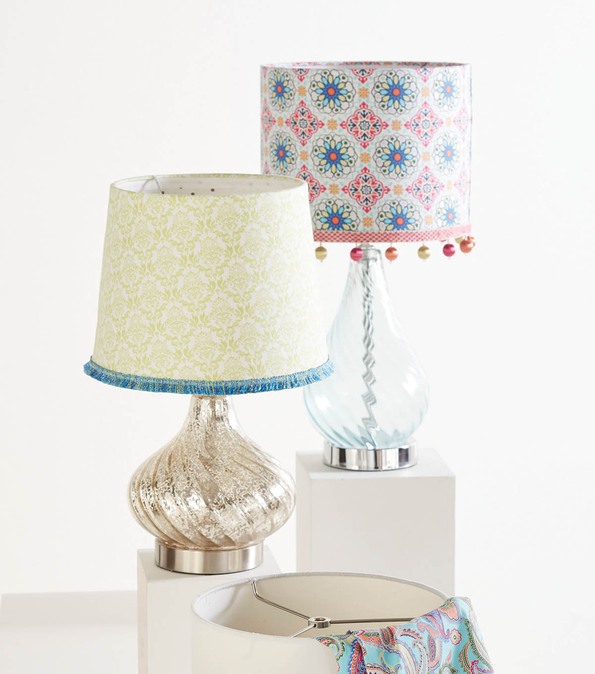 Buttercream Olivia Collection Lampshade