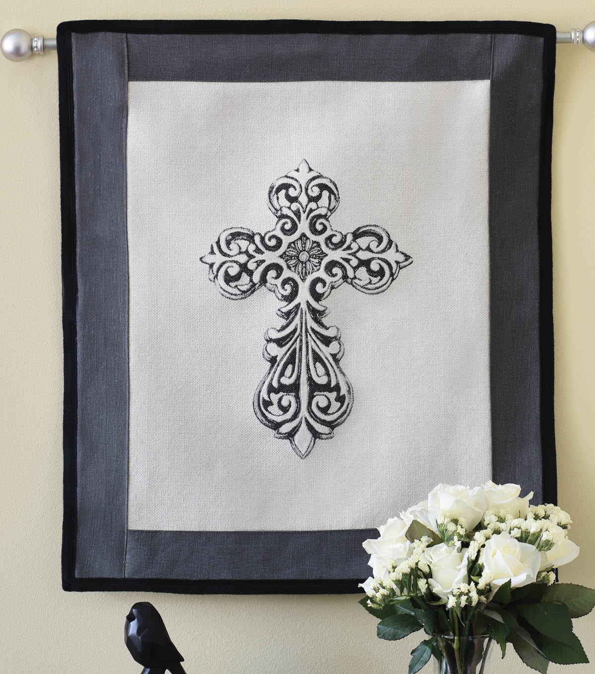 Square By Design Wall Hanging