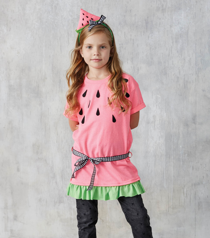 Watermelon Costume  sc 1 st  Joann & Watermelon Costume - Kids Halloween Costumes   JOANN
