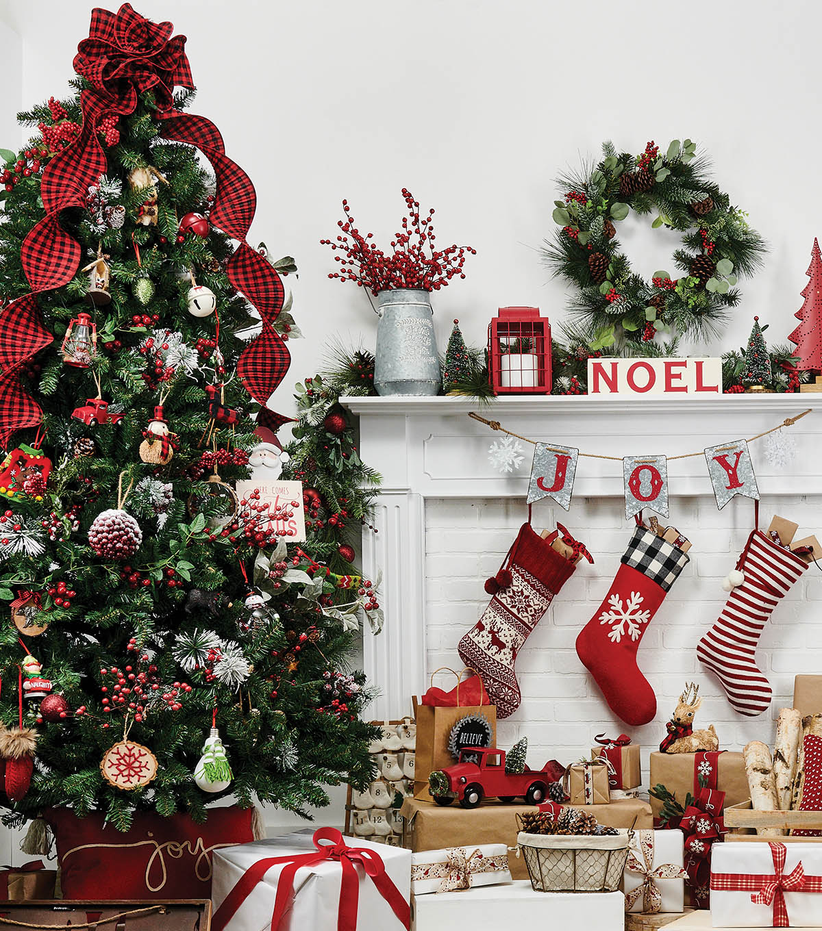 How To Style For Christmas | JOANN