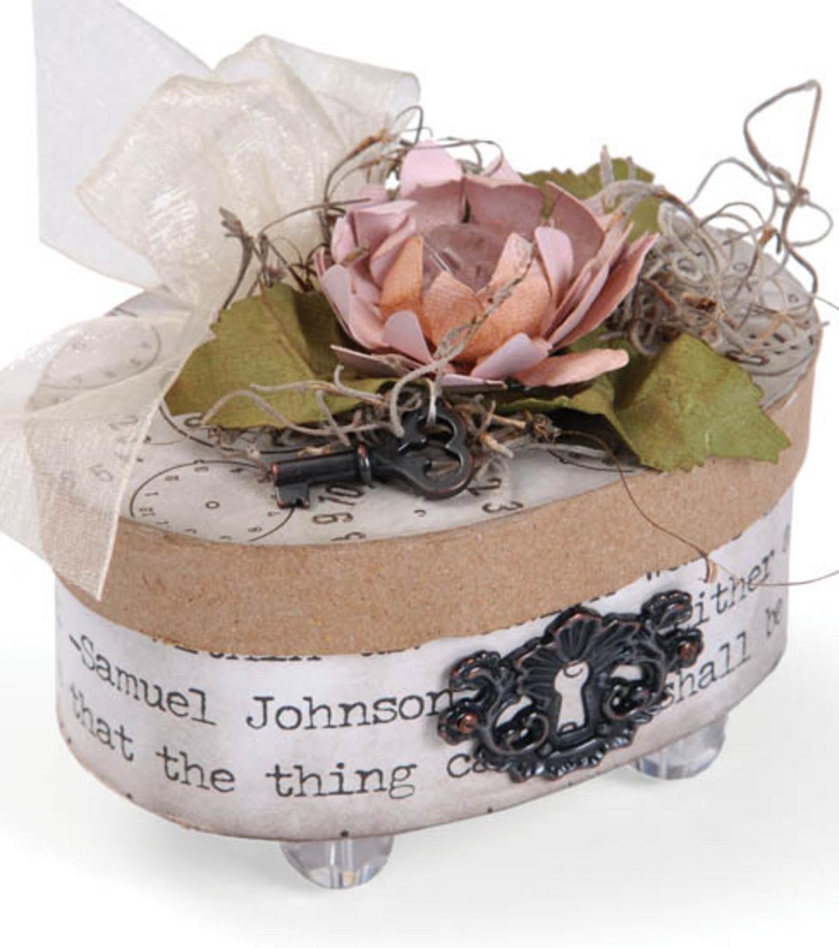 Paper Mache Box Joann