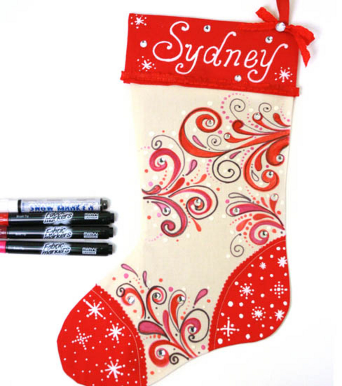 Christmas Stocking   JOANN