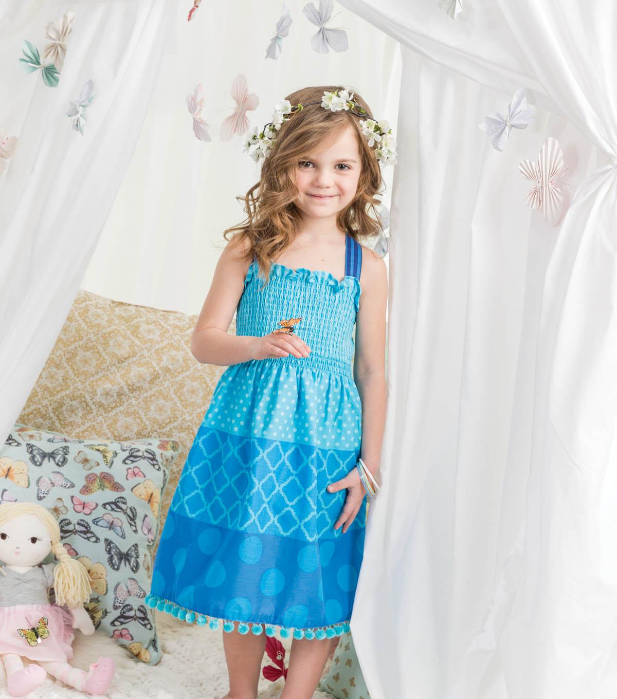 Style-in-an-Instant Girl\'s Dress | JOANN