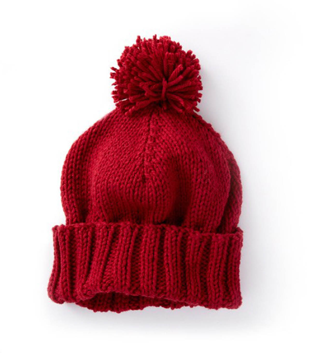 How To Make A BASIC FAMILY KNIT HAT   JOANN