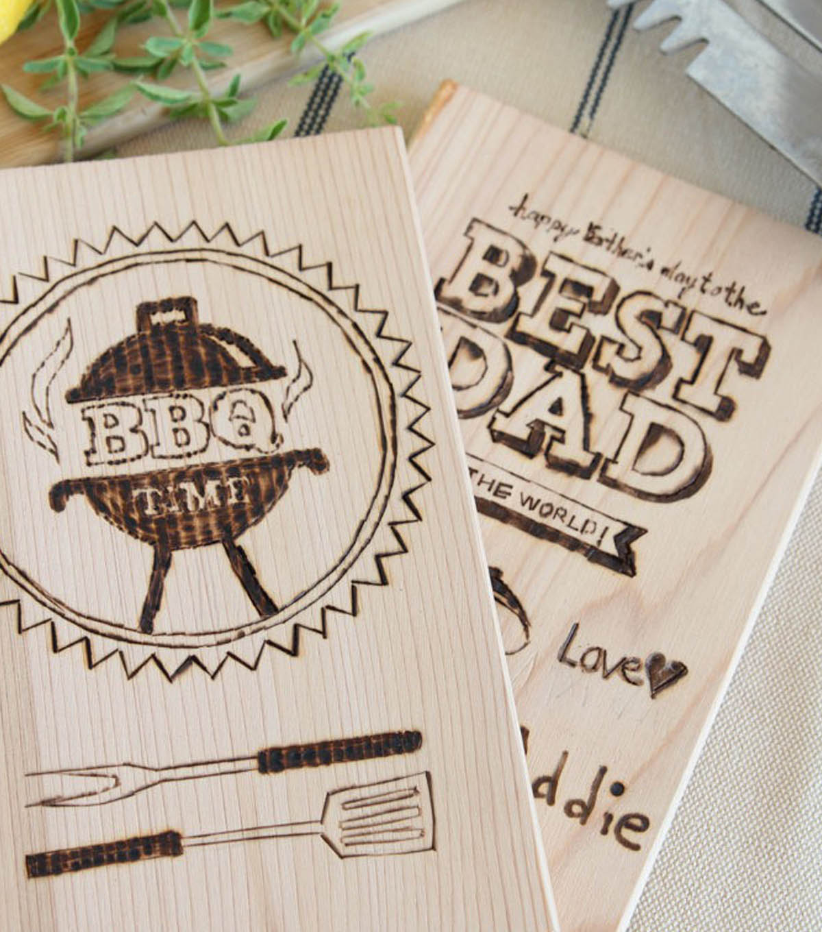 best dad ever wood plaques joann